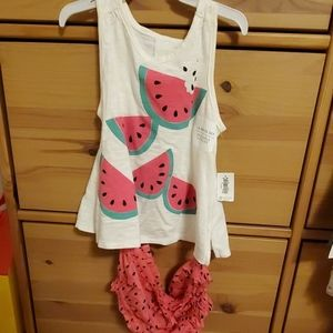 Summer outfit for girl